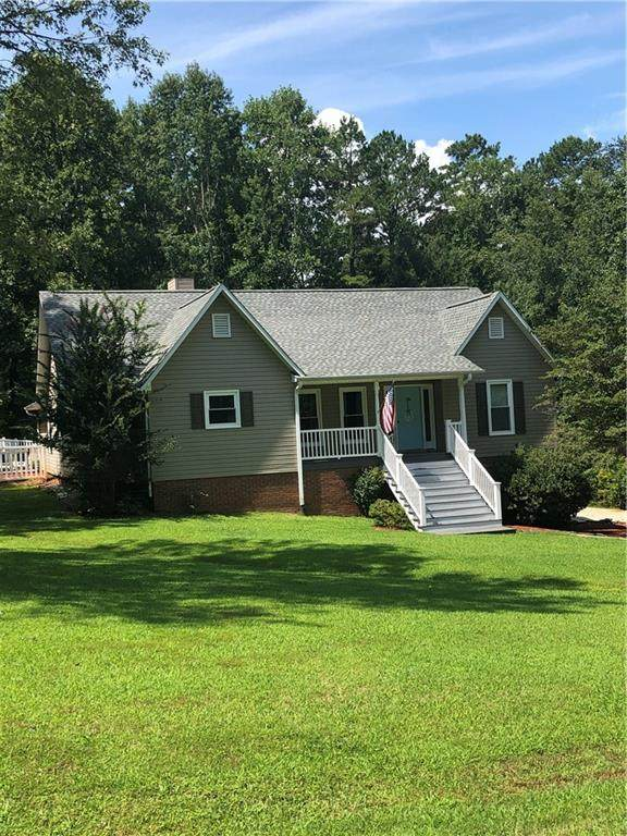 102 Quail Haven Drive, Walhalla, SC 29691 (MLS #20231069) :: The Powell Group