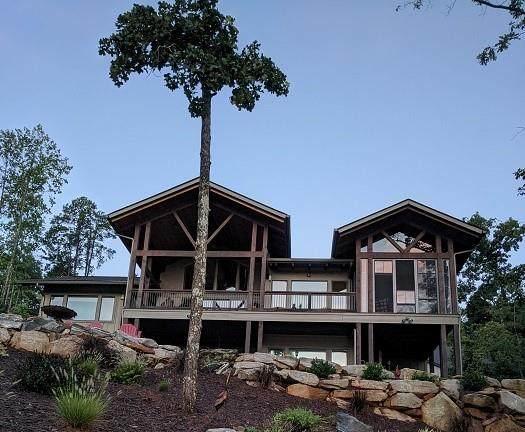 643 Waterway Lane, Seneca, SC 29672 (MLS #20231116) :: Les Walden Real Estate