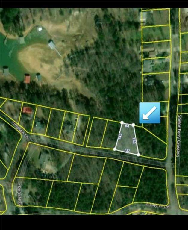 Lot 61 Gladys Circle, Fair Play, SC 29643 (MLS #20231271) :: The Powell Group