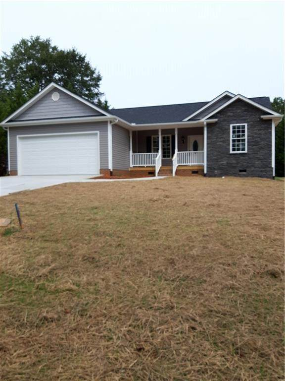 416 Mary Ann Street, Easley, SC 29640 (MLS #20232237) :: Tri-County Properties at KW Lake Region