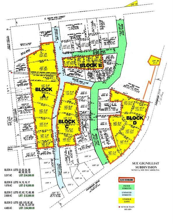 600 Overbrook Drive, Seneca, SC 29678 (MLS #20232580) :: Tri-County Properties at KW Lake Region