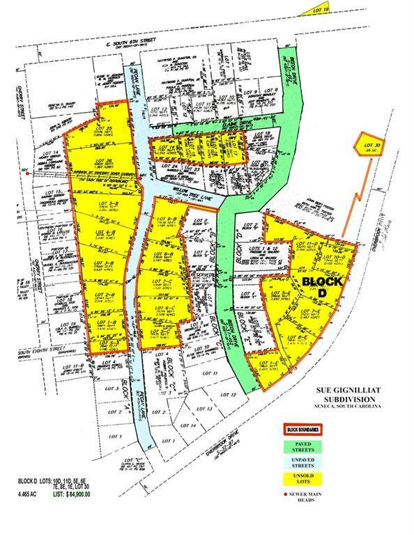 Seneca, SC 29678 :: Tri-County Properties at KW Lake Region