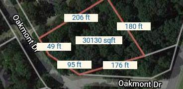 0 Oakmont Drive, Anderson, SC 29621 (MLS #20232709) :: Tri-County Properties at KW Lake Region