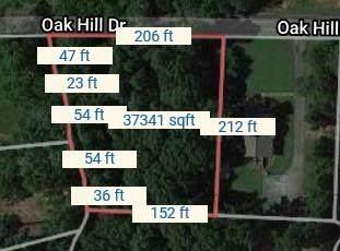 0 Oak Hill Drive, Anderson, SC 29621 (MLS #20232713) :: Prime Realty