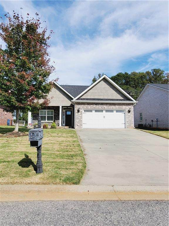 122 Prescott Drive, Anderson, SC 29621 (MLS #20233223) :: Tri-County Properties at KW Lake Region