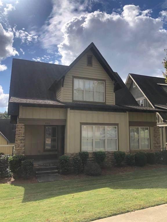 101 West Lane, Clemson, SC 29631 (MLS #20233284) :: Les Walden Real Estate