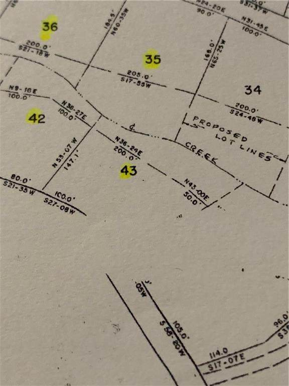 43 Pistol Club Road, Easley, SC 29640 (MLS #20233575) :: Lake Life Realty