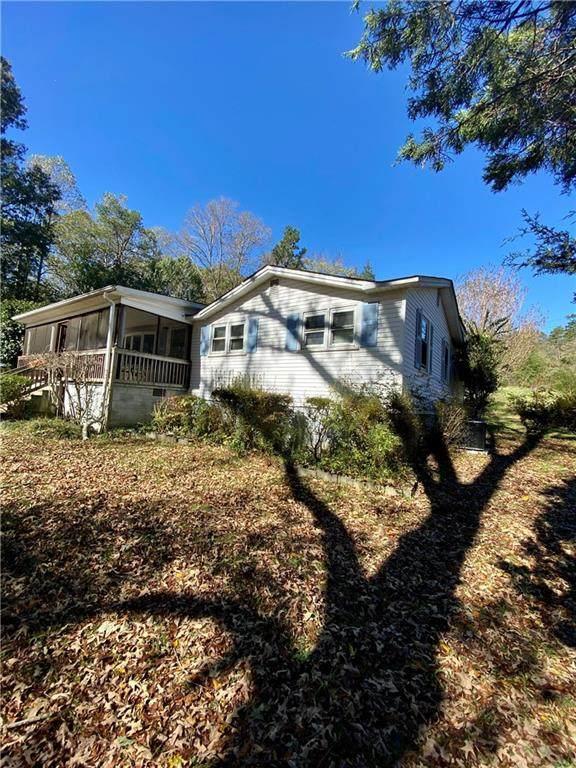 216 E Preston Mcdaniel Road, Pickens, SC 29671 (MLS #20233581) :: Les Walden Real Estate