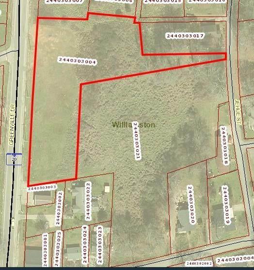 00 Greenville Drive, Williamston, SC 29697 (MLS #20234716) :: Les Walden Real Estate