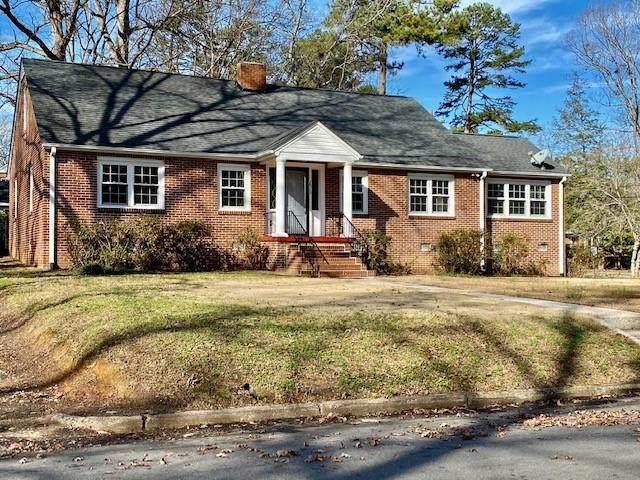 2513 Edgewood Avenue, Anderson, SC 29625 (MLS #20235088) :: Tri-County Properties at KW Lake Region