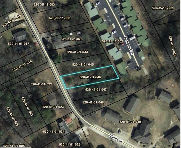 407 Tribble Street, Seneca, SC 29678 (MLS #20235288) :: Les Walden Real Estate