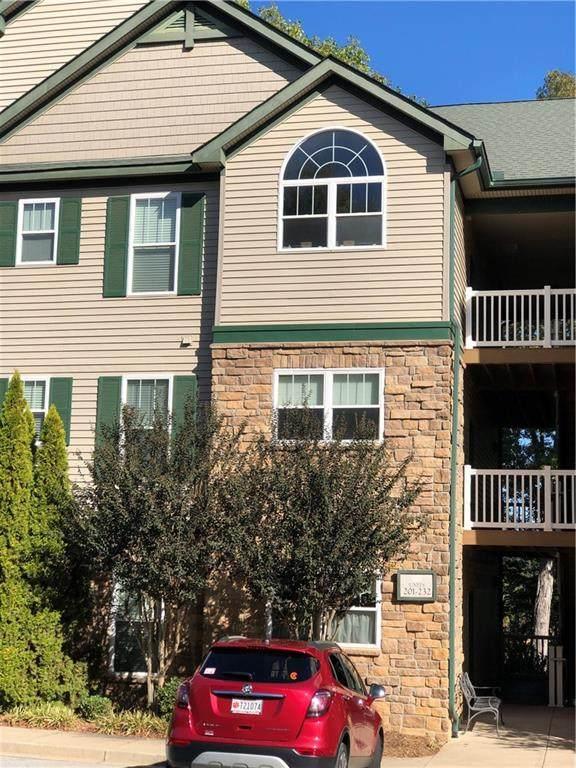 231 Kings Pointe Drive, Seneca, SC 29678 (MLS #20235315) :: Les Walden Real Estate