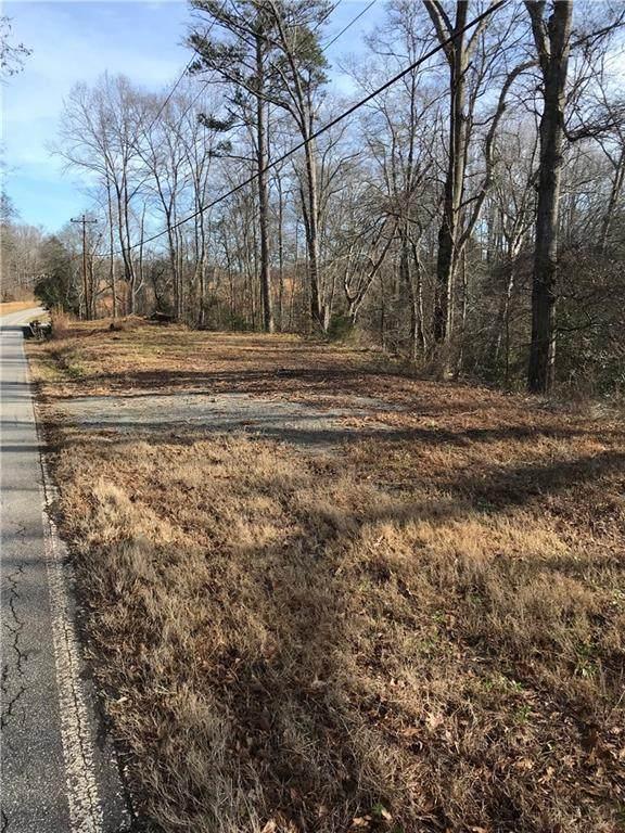 1618 Burns Bridge Road, Anderson, SC 29625 (MLS #20235411) :: Les Walden Real Estate