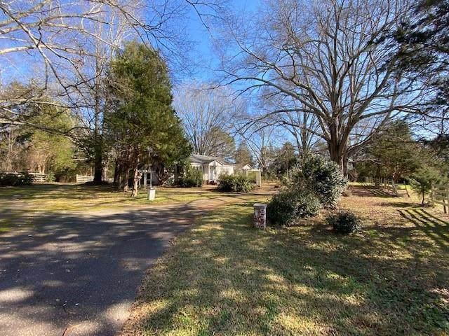 435 Seawright Drive, Pendleton, SC 29670 (MLS #20235469) :: Les Walden Real Estate