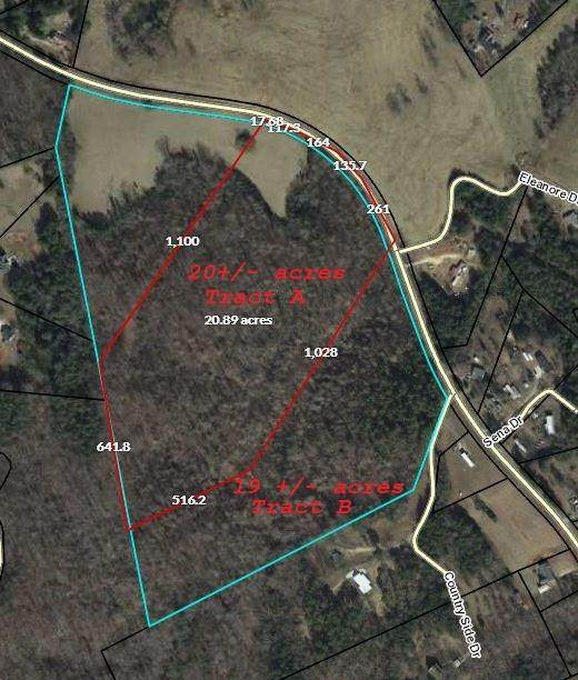 00 W Bryant Road, West Union, SC 29696 (MLS #20235524) :: Les Walden Real Estate