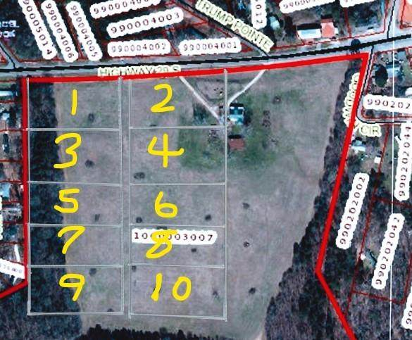 Lot3 N 29 Highway, Anderson, SC 29626 (MLS #20235708) :: The Powell Group