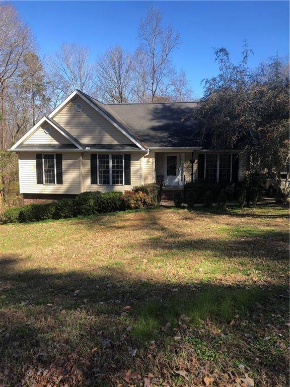 126 Eastview Drive, Pickens, SC 29671 (#20235872) :: Expert Real Estate Team