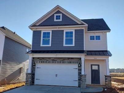 109 Weaver Way, Pendleton, SC 29670 (MLS #20235937) :: Les Walden Real Estate