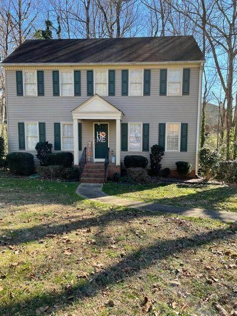192 Heather Drive, Central, SC 29630 (MLS #20236053) :: The Powell Group