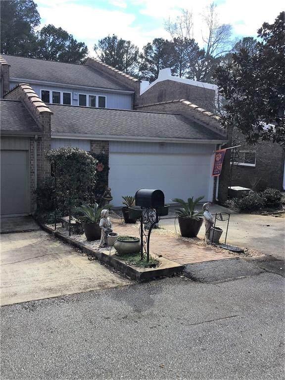 220 Holiday East Lane, Clemson, SC 29631 (MLS #20236205) :: Les Walden Real Estate