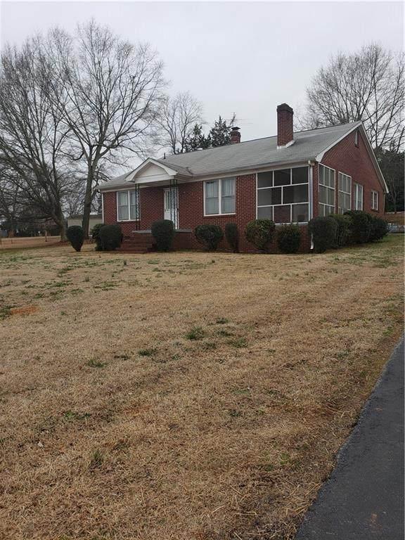 156 Tokeena Road, Seneca, SC 29678 (MLS #20236304) :: Les Walden Real Estate