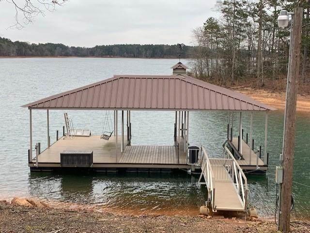0 Yacht Club Pointe, Hartwell, GA 30643 (#20236388) :: Expert Real Estate Team