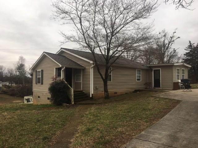 208 Holland Avenue, Seneca, SC 29678 (MLS #20236523) :: Les Walden Real Estate
