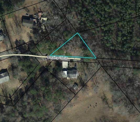 LT 11 Morningside Drive, Walhalla, SC 29691 (MLS #20236531) :: Les Walden Real Estate