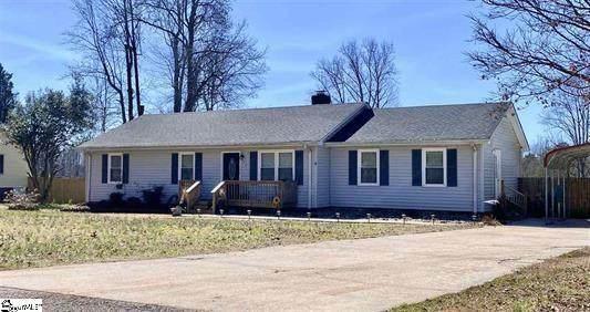 176 Dalton Hill Road, Pickens, SC 29671 (MLS #20236655) :: Les Walden Real Estate