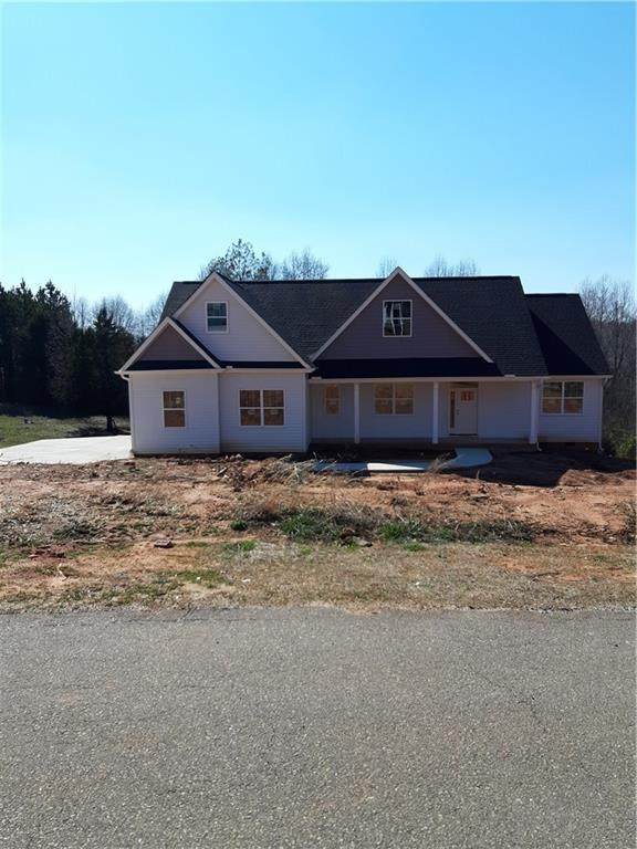 109 Puckett Mill Drive, Central, SC 29630 (MLS #20236661) :: The Powell Group