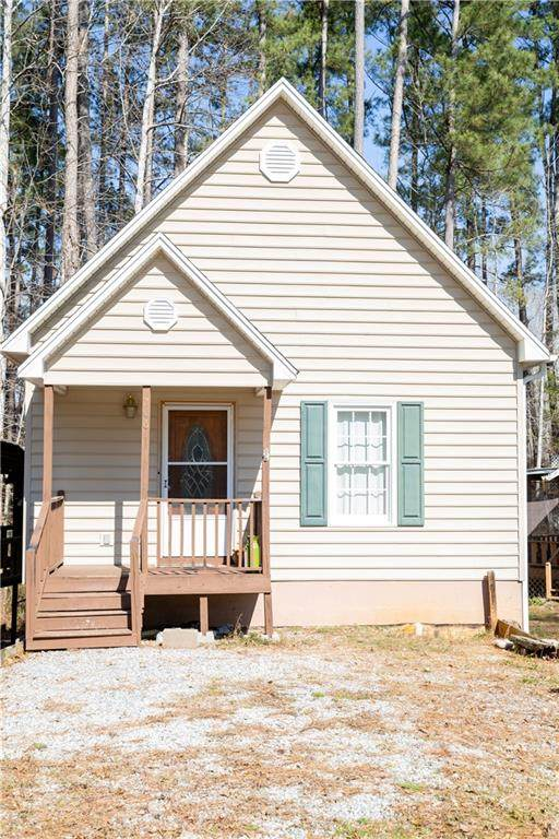 206 Newbury Circle, Westminster, SC 29693 (MLS #20236695) :: The Powell Group