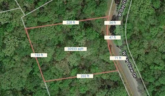 Lot 15 West Bay View Drive, Seneca, SC 29672 (#20237408) :: The Robby Brady Team