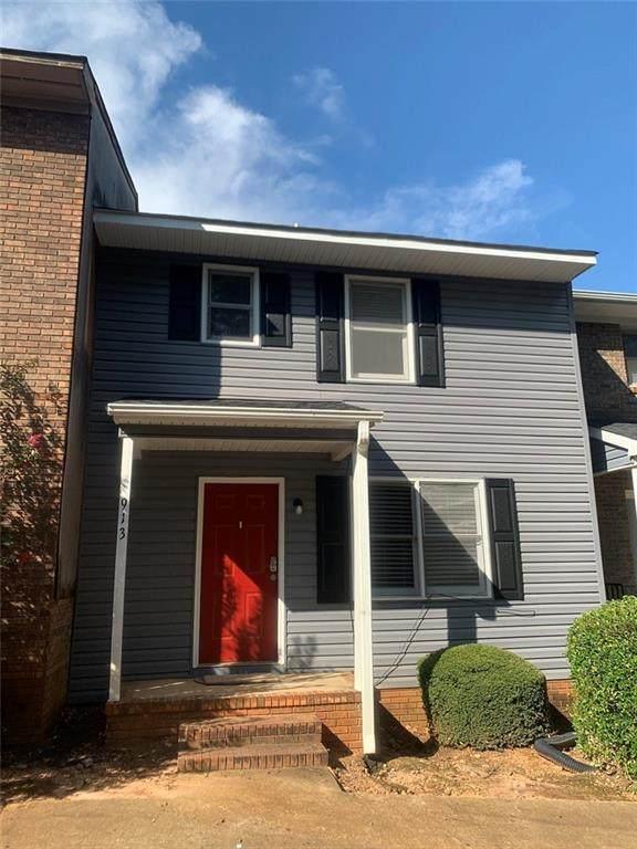 913 Georgetown Street, Clemson, SC 29631 (MLS #20238376) :: Lake Life Realty