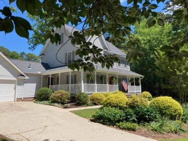 11010 Lake Ridge Lane, Seneca, SC 29672 (MLS #20238988) :: Lake Life Realty