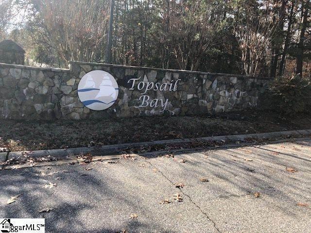 106 Topsail Drive, Anderson, SC 29625 (MLS #20239073) :: Lake Life Realty