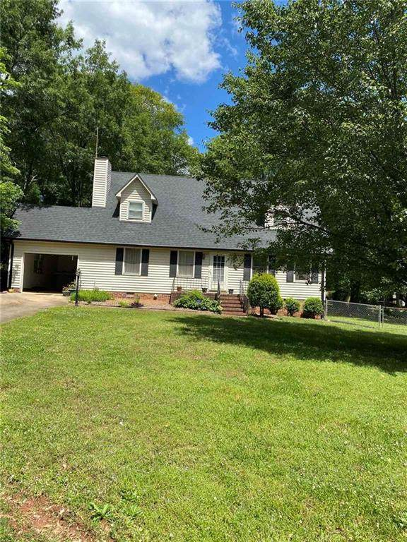 1408 Pioneer Drive, Anderson, SC 29621 (MLS #20239256) :: Lake Life Realty
