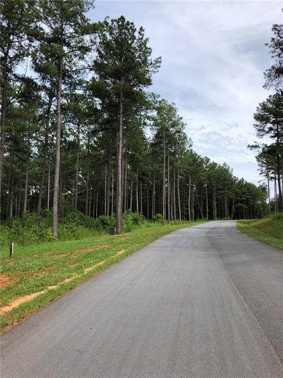 Lot 67 Harbor Point Road, Seneca, SC 29672 (MLS #20239291) :: Lake Life Realty