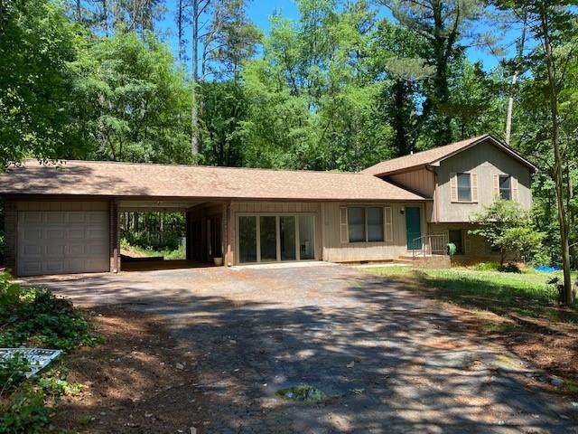 305 Hartwell Drive, Seneca, SC 29678 (MLS #20239316) :: The Powell Group