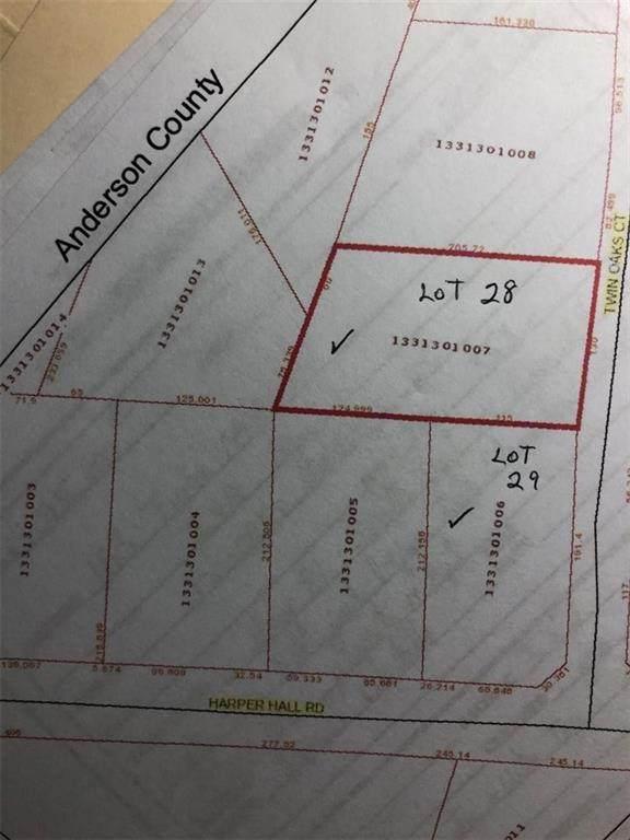 103 Twin Oaks Court, Iva, SC 29655 (#20239326) :: DeYoung & Company