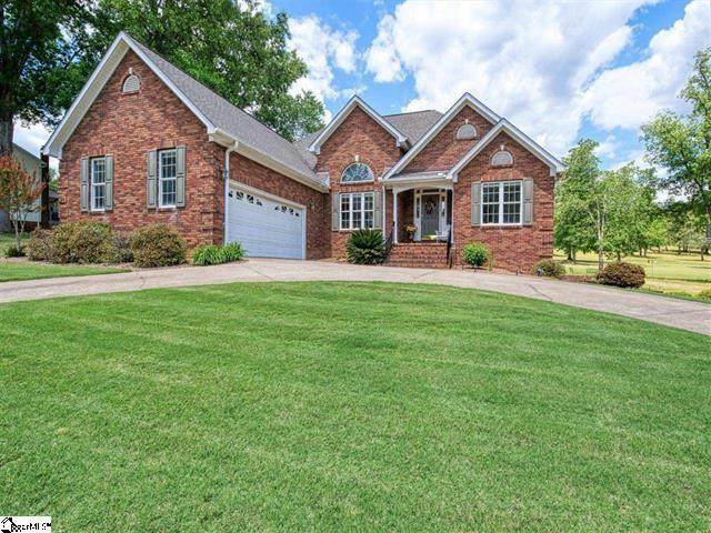 119 Rolling Green Drive, Easley, SC 29640 (MLS #20239475) :: The Powell Group