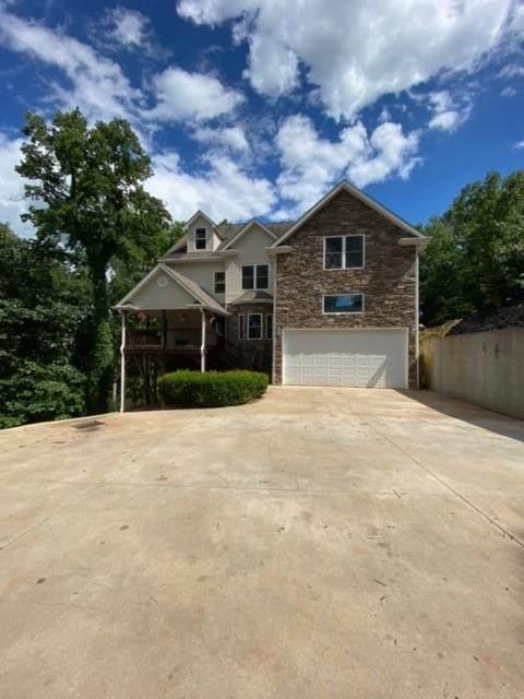 213 Fields Avenue, Anderson, SC 29621 (MLS #20239804) :: Tri-County Properties at KW Lake Region