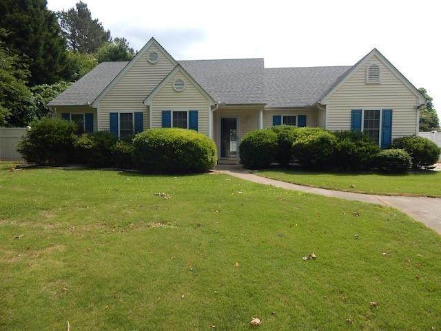 107 Tall Willow Drive, Seneca, SC 29672 (#20240150) :: Expert Real Estate Team