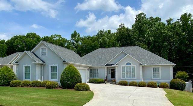116 Bradley Park, Anderson, SC 29621 (MLS #20240246) :: Les Walden Real Estate