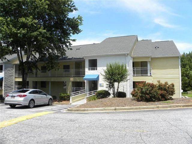 107 Northlake Drive, Anderson, SC 29625 (MLS #20240250) :: Les Walden Real Estate