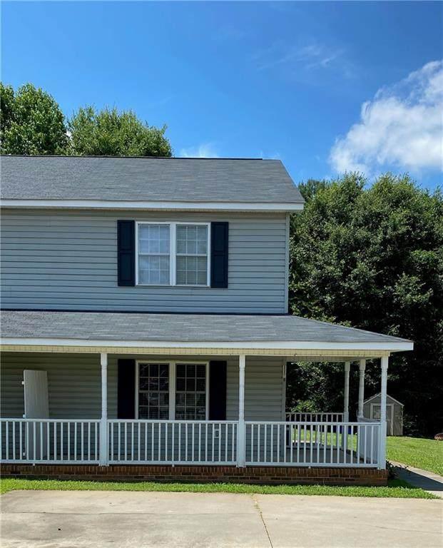 117 B Summerwalk Court, Anderson, SC 29625 (#20240294) :: Expert Real Estate Team