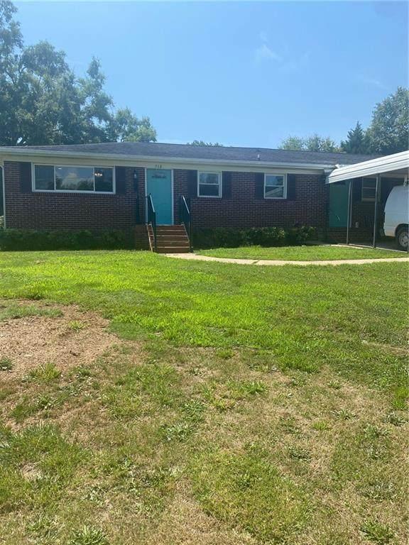 510 Overbrook Drive, Seneca, SC 29678 (MLS #20240356) :: Tri-County Properties at KW Lake Region