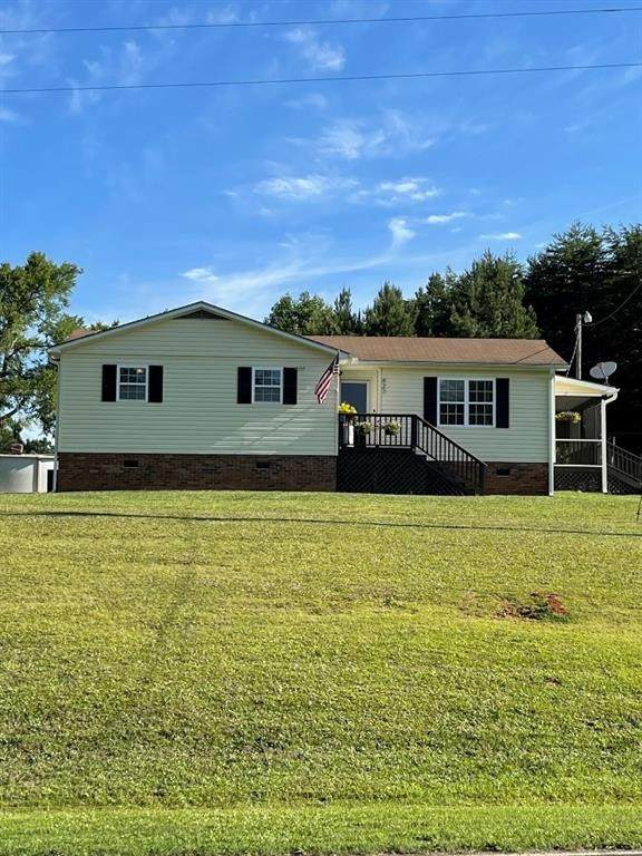 427 Simms School Road, Central, SC 29630 (MLS #20240524) :: Les Walden Real Estate