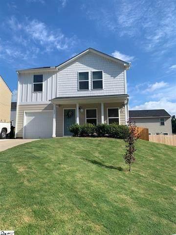 137 Coonial Walk, Pickens, SC 29671 (MLS #20240666) :: Les Walden Real Estate