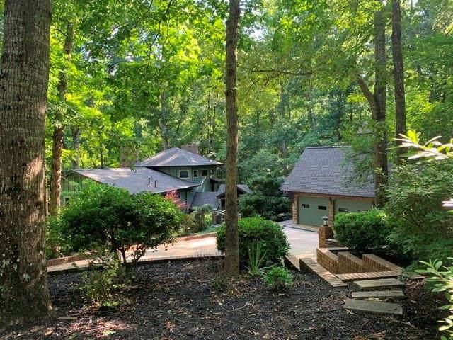 710 Seminole Point Road, Fair Play, SC 29643 (MLS #20240679) :: Les Walden Real Estate