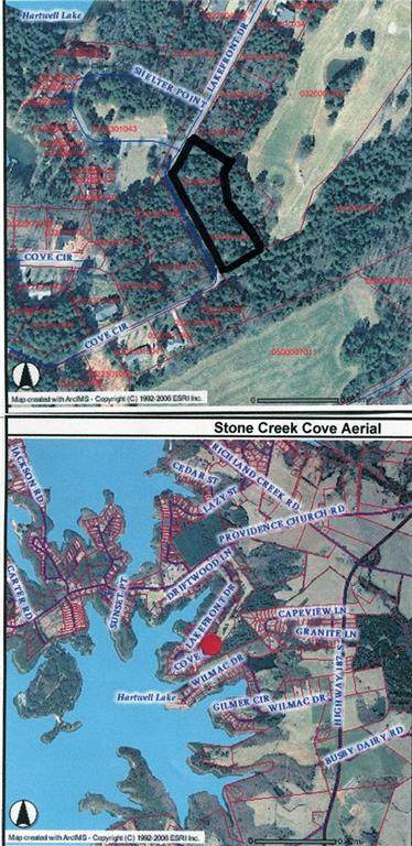 Lot 59 Lakefront Drive, Anderson, SC 29626 (MLS #20241225) :: The Freeman Group